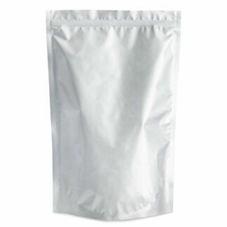 SilverDollar 12×19.5×4 – 100 Pack Stand Up Pouch Food Bags