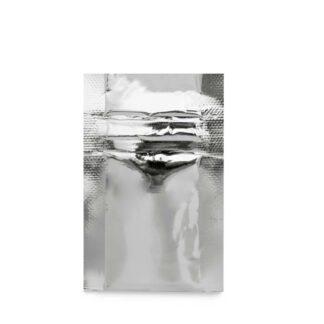 SilverDollar 2×3 – 100 Pack Flat Food Pouch Mylar Bags