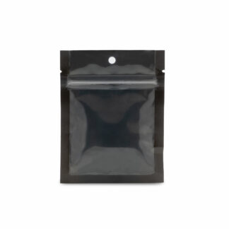 NYSM Clear/Black 3.5×4.5 – 100 Pack 3 Seal Food Bags