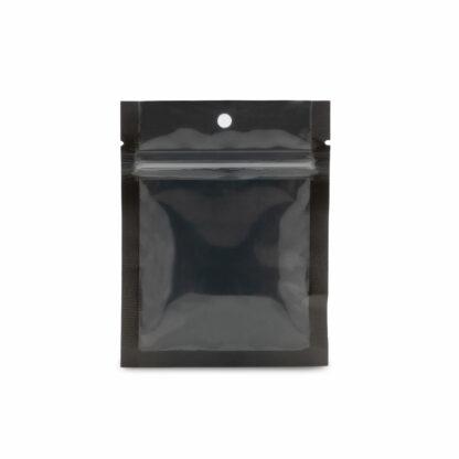 NYSM Clear/Black 3.5×4.5 – 100 Pack 3 Seal Food Bags
