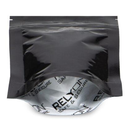 SuperBlack Child Resistant 4×7.25×2 (1/4 oz) – 100 Pack