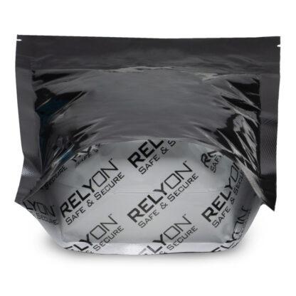 SuperBlack Child Resistant 6×10×2.5 (1 oz) – 100 Pack